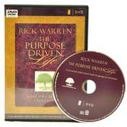 The Purpose-Driven Life, DVD    -              By: Rick Warren