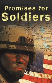 Promises For Soldiers, NIV 25-Pack  -