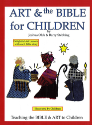 Art & the Bible for Children   -              By: Barry Stebbing