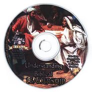 Understanding Biblical Leadership Audio CD  -     By: Dr. S.M. Davis