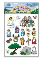 The Good News, Sticker Set  -