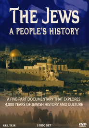 The Jews: A People's History DVD  -