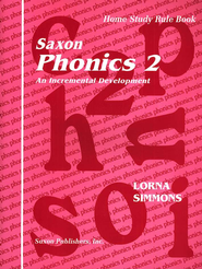 Saxon Phonics 2, Teaching Tools   -
