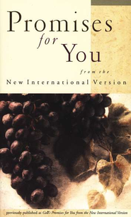 Promises for You from the New International Version - Slightly Imperfect  -