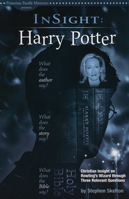 Insight:  Harry Potter, Leaders Pack, Includes DVD & Guide Book  -              By: Stephen Skelton