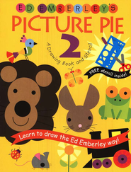 Ed Emberley's Picture Pie Two    -     By: Ed Emberley