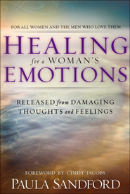 Healing for a Woman's Emotions: Released from Damaging Thoughts and Feelings - Slightly Imperfect  -     By: Paula Sanford