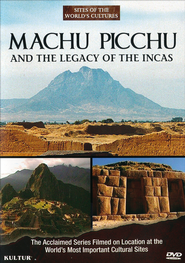 Machu Picchu and the Legacy of the Incas DVD  -