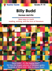 Billy Budd, Novel Units Teacher's Guide, Grades 9-12   -     By: Herman Melville