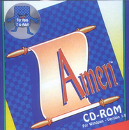 Amen Game on CD-ROM    -     By: Software