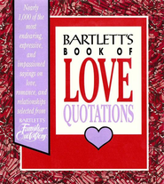 Bartlett's Book of Love Quotations - eBook  -     By: John Bartlett