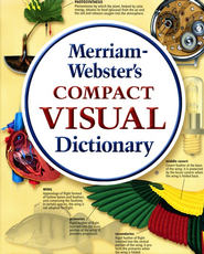Merriam-Webster's Compact Visual Dictionary   -