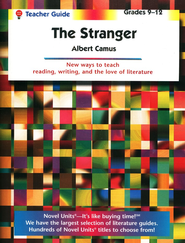 Stranger, Novel Units Teacher's Guide, Grades 9-12   -     By: Albert Camus