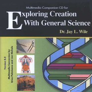 Exploring Creation with General Science, Multimedia Companion CD-ROM (1st Edition)  -