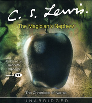 The Chronicles of Narnia:  The Magician's Nephew - Unabridged Audiobook on CD  -     By: C.S. Lewis