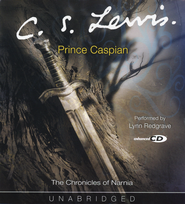 The Chronicles of Narnia:  Prince Caspian - Unabridged Audiobook on CD - Slightly Imperfect  -              By: C.S. Lewis