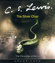The Chronicles of Narnia:  The Silver Chair - Unabridged Audiobook on CD - Slightly Imperfect  -     By: C.S. Lewis