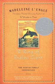 #4: A Ring of Endless Light   -     By: Madeleine L'Engle