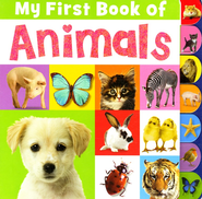 My First Book of Animals  -              By: Joanna Bicknell