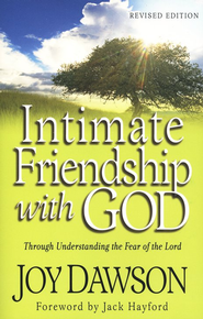 Intimate Friendship with God, Revised Edition   -     By: Joy Dawson