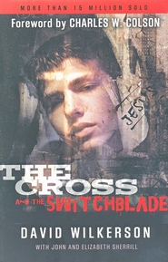 The Cross and the Switchblade, 45th Anniversary Edition  - Slightly Imperfect  -