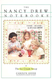 Nancy Drew Notebooks: The Ice Cream Scoop # 36   -     By: Carolyn Keene, Anthony Accardo