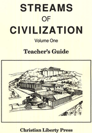 Streams/Civilization Teacher's Manual, Grade 9    -     By: Norman Steiniker