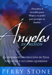 Angeles en Misión  (Angels on Assignment)  -     By: Perry Stone