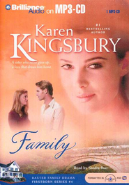 Firstborn Series #4:Family Audiobook on Cassette   -              By: Karen Kingsbury