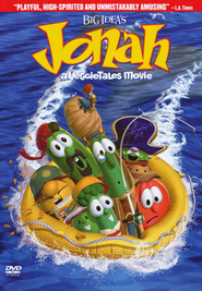 Jonah: A VeggieTales Movie, DVD   -              By: VeggieTales