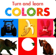 Turn And Learn: Colors  -