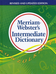 Merriam-Webster's Intermediate Dictionary, Revised and Updated Edition (2011)  -