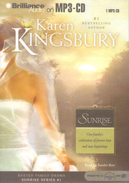 Sunrise, Sunrise Series, #1 - audiobook on MP3  -     By: Karen Kingsbury
