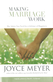 Making Marriage Work - eBook  -     By: Joyce Meyer