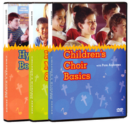 Childrens Worship Series (3 DVD Set)   -              By: Pam Andrews