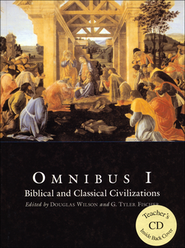 Omnibus 1 Text with Teacher CD-Rom   -     By: Douglas Wilson