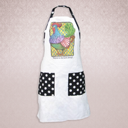 Rejoice in the Lord Apron  -