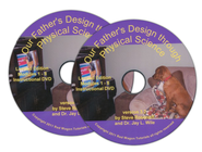 Our Father's Design through Physical Science Instructional DVD-Roms, Version 3.2  -              By: Steve Rosenoff, Dr. Jay L. Wile