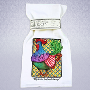 Rejoice in the Lord Kitchen Towel  -