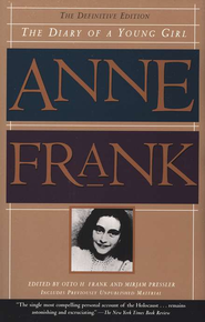 The Diary of a Young Girl: The Definitive Edition   -     By: Anne Frank, Otto Frank