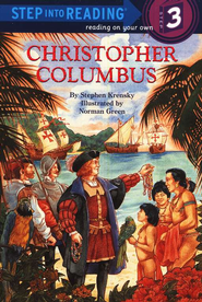 Christopher Columbus  -              By: Stephen Krensky
