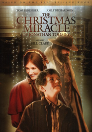 The Christmas Miracle of Jonathan Toomey, DVD   -