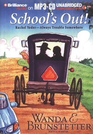 #1: School's Out Unabridged Audiobook on MP3-CD  -              Narrated By: Ellen Grafton                   By: Wanda E. Brunstetter
