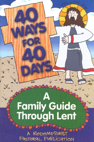 40 Ways for 40 Days  -