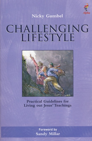 Challenging Lifestyle Book with Study Guide   -     By: Nicky Gumbel