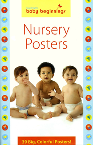 Baby Beginnings Nursery Posters, 39   -