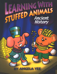 Learning with Stuffed Animals: Ancient History   -              By: Angela Yee