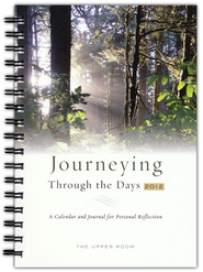 Journeying Through the Days, 2012: A Calendar and Journal for Personal Reflection - Slightly Imperfect  -