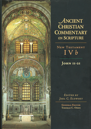 John 11-21: Ancient Christian Commentary on Scripture [ACCS]  -     Edited By: Joel C. Elowsky, Thomas C. Oden     By: Joel C. Elowsky, ed.