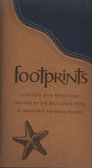 Footprints Deluxe Gift Book   -     By: Margaret Fishback Powers